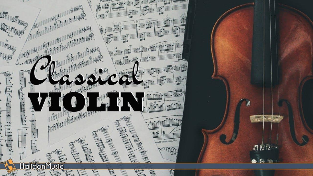 Classical Violin Music - Mozart, Vivaldi, Beethoven