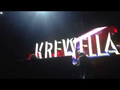 Krewella- Somewhere To Run/Crash 2.0 (feat. Adventure Club)