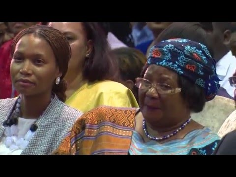 H.E The President of Republic of Malawi visits ECG Church-Prophet Shepherd Bushiri