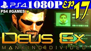 Прохождение DEUS EX: MANKIND DIVIDED ► Часть 17 на #PS4 — ОГРАБЛЕНИЕ БАНКА