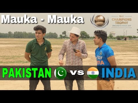 Mauka Mauka | India vs Pakistan | Champions Trophy | Round2Hell | R2H