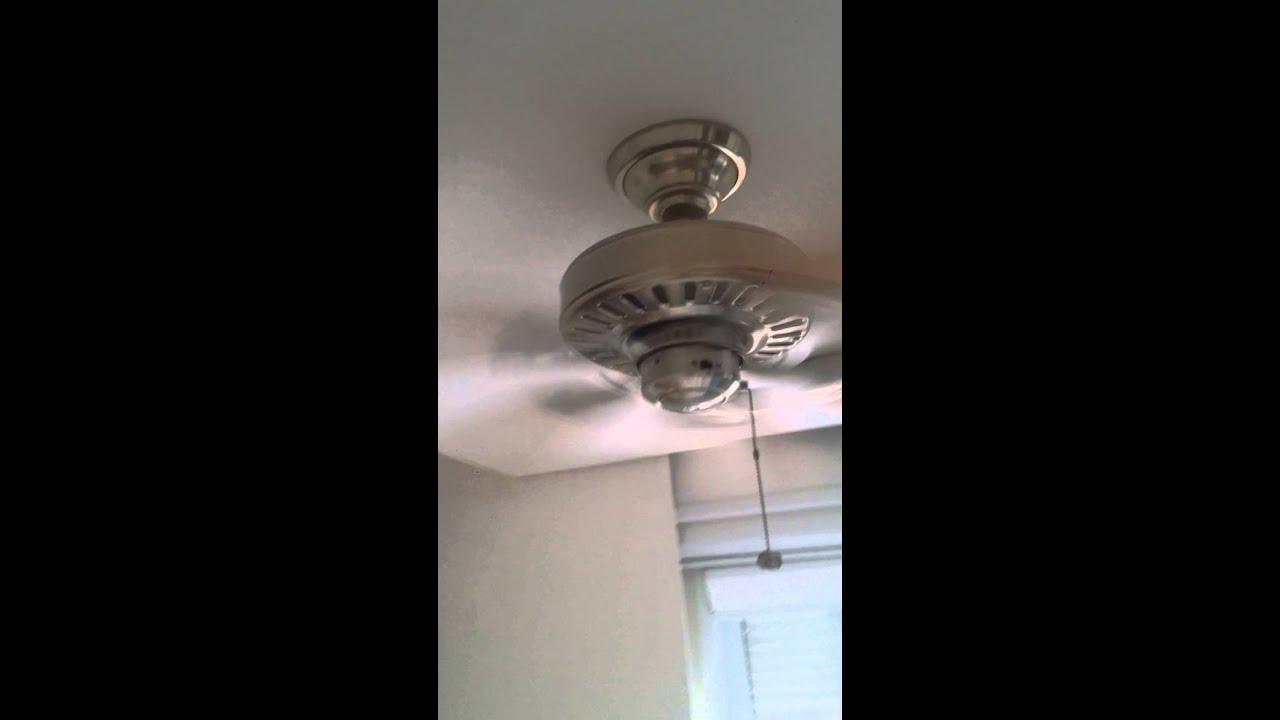 Ventilador De Teto Hunter Youtube