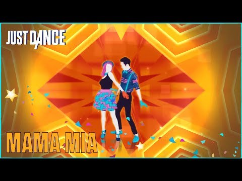 Mayra Verónica  Mama Mia  Fanmade Just Dance Mashup