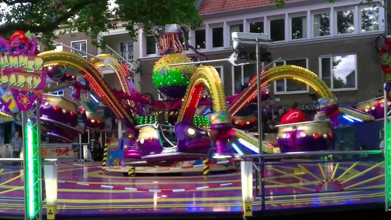 Octopus Summer
