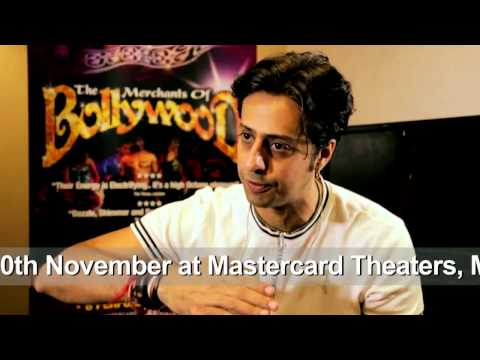 The Merchants of Bollywood Live In Singapore 5 to 10 Nov Master Card Theatres Marina Bay Sands