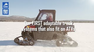 Introducing the Camso X4S track system for ATV and UTV