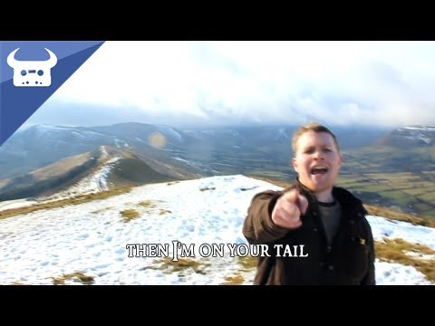 SKYRIM RAP UP A MOUNTAIN | Dan Bull