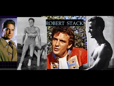 Tribute to Robert Stack : The Beauty That Was Never Lost ! ...
