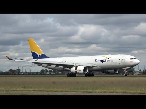 (4K) Plane Spotting Schiphol   Polderbaan Arrivals   747, MD11F, 777, A330, 787 (DutchPlaneSpotter)