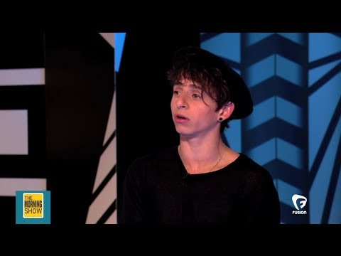 Moises Arias: From Hannah Montanta to Ender's Game  Fusion Live