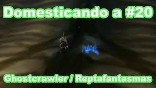 Domesticando a #20 Ghostcrawler / Reptafantasmas