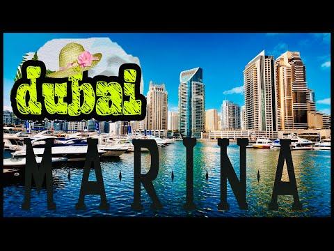 DUBAI MARINA| YACHT CLUB| DUBAI ATTRACTION| LOVE YHANIE DAY🦋