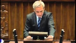 Jerzy Szmit - wystąpienie z 8 stycznia 2014 r.