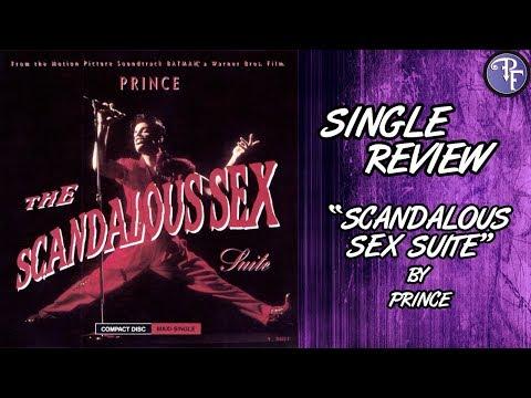 Prince: Scandalous Sex Suite - Review (1989)