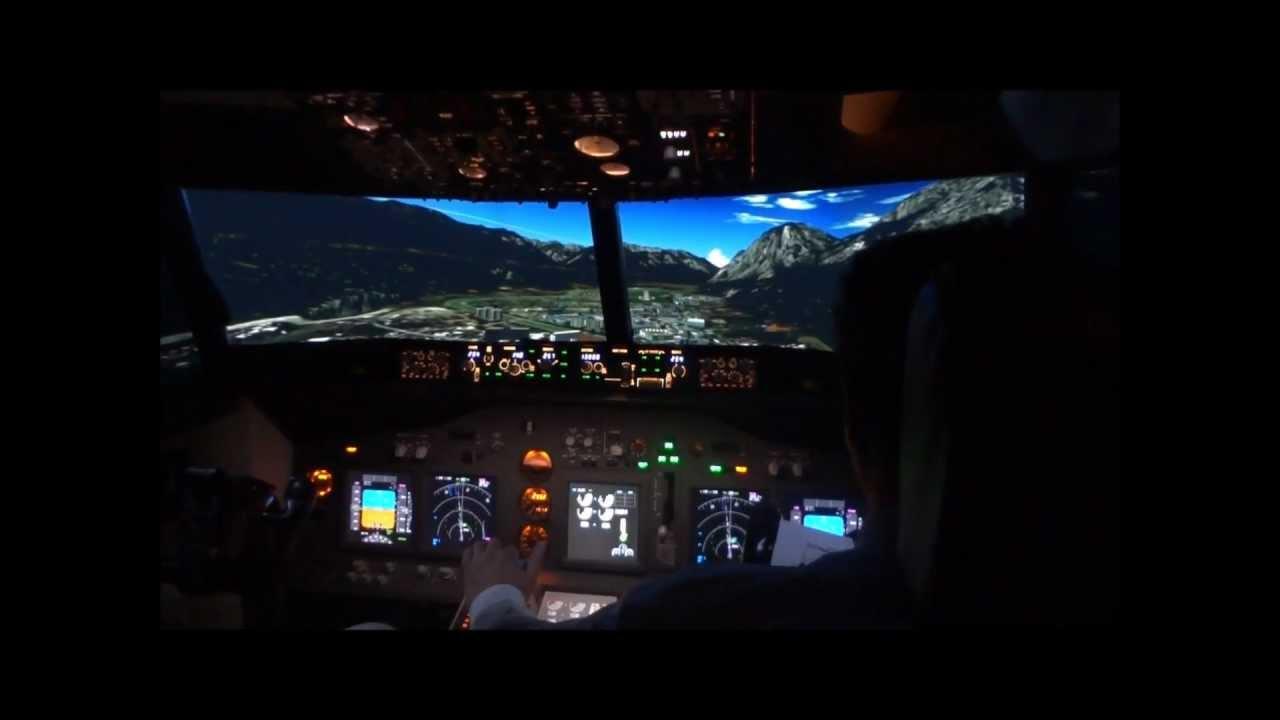 B737-800 balked landing runway 26 at Innsbruck - LOWI