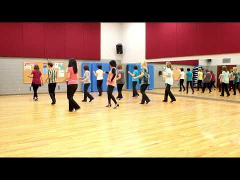 Think of You - Line Dance (Dance & Teach in English & 中文)