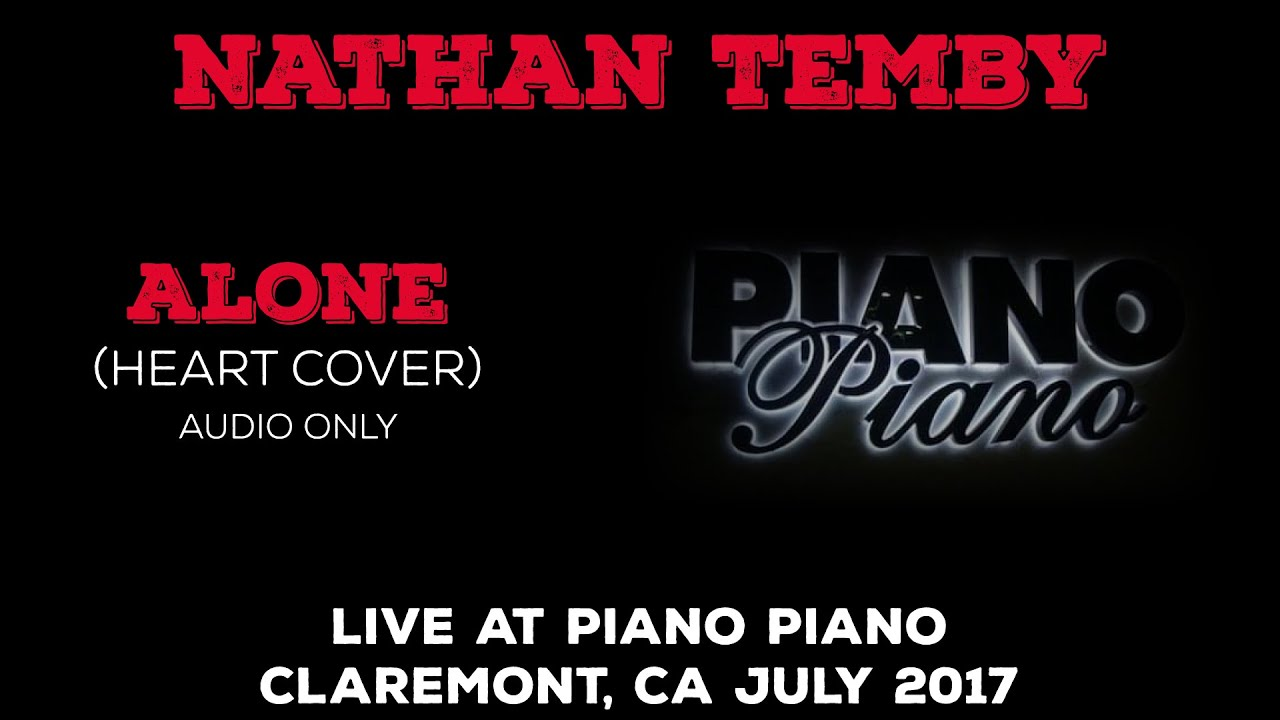 "Flashback: ""Alone"" Live At Piano Piano - 2017"