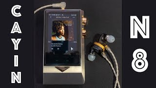 cayin N8 Review - The flagship player with a tube amp built in!
