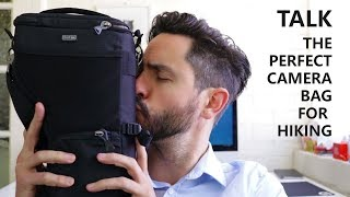 Video Photography Talk - My search for the best camera bag for hiking download MP3, 3GP, MP4, WEBM, AVI, FLV Juni 2018