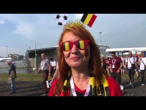 مونديال 2018: بلجيكا تضيف تونس الى ضحاياها