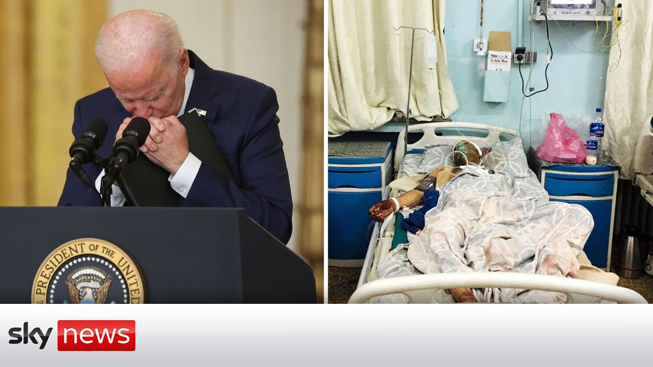 President Biden Tells Kabul Attackers: 'We Will Hunt You Down And ...