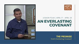 Lesson 4 | An Everlasting Covenant (Qtr. 2, 2021)