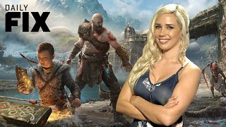 God of War is Destroying on YouTube - IGN Daily Fix thumbnail