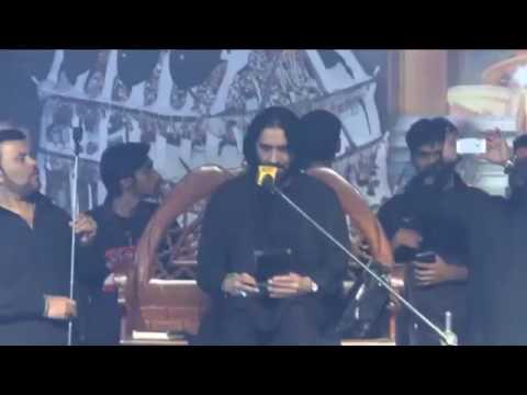 The Message Of Nadeem Sarwar For Azadari