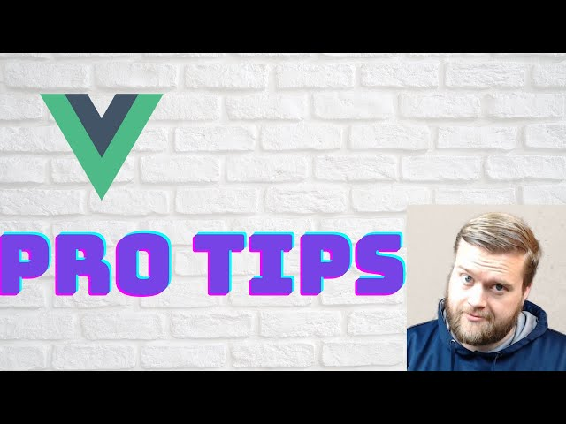 Before You Create A Vue.js Project Watch This! | Vue Pro Tips | Vue Tutorial