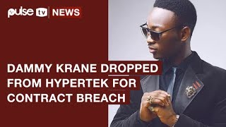 2face idibia's record label parted ways with dammy krane for breaching contract | pulse tv news