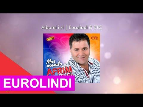 Afrim Muçiqi - Dada dada oj dadush LIVE (audio) 2014