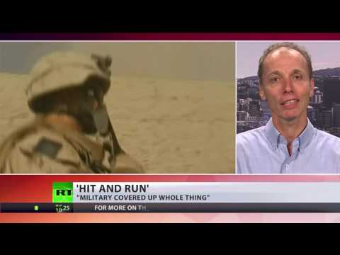Nicky Hager talks to RT International