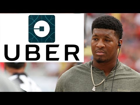 Jameis Winston GRABS Uber Drivers! Will He Be Suspended?