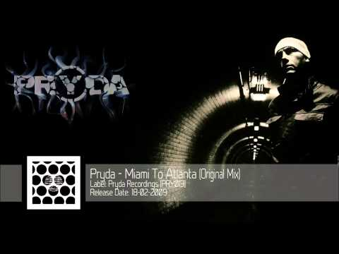 Pryda  Miami To Atlanta Original Mix PRY013
