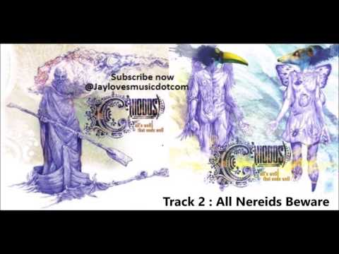 Chiodos -  All Nereids Beware (lyrics) - All's Well That Ends Well - JLMDC
