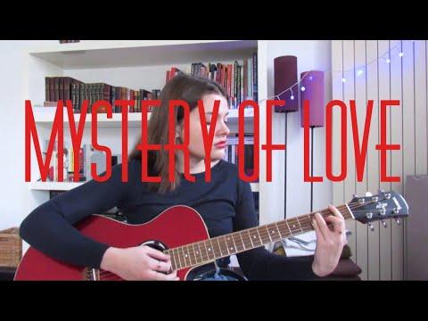 Mystery of Love (Sufjan Stevens) Cover - from