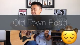 (Lil Nas X ft. Billy Ray Cyrus) Old Town Road - Rodrigo Yukio (Fingerstyle Cover) Video