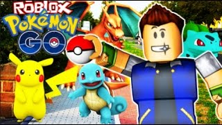 gameplay/showing my pokemon in roblox