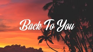 Louis Tomlinson Back To You Lyrics Lyric Video Ft Bebe Rexha Digital Farm Animals