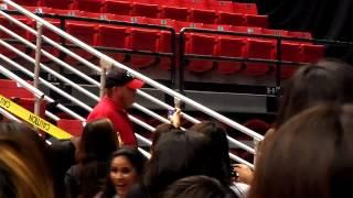 Jonas Brothers Live 2013- Soundcheck Party San Diego Viejas Arena 8/14/13