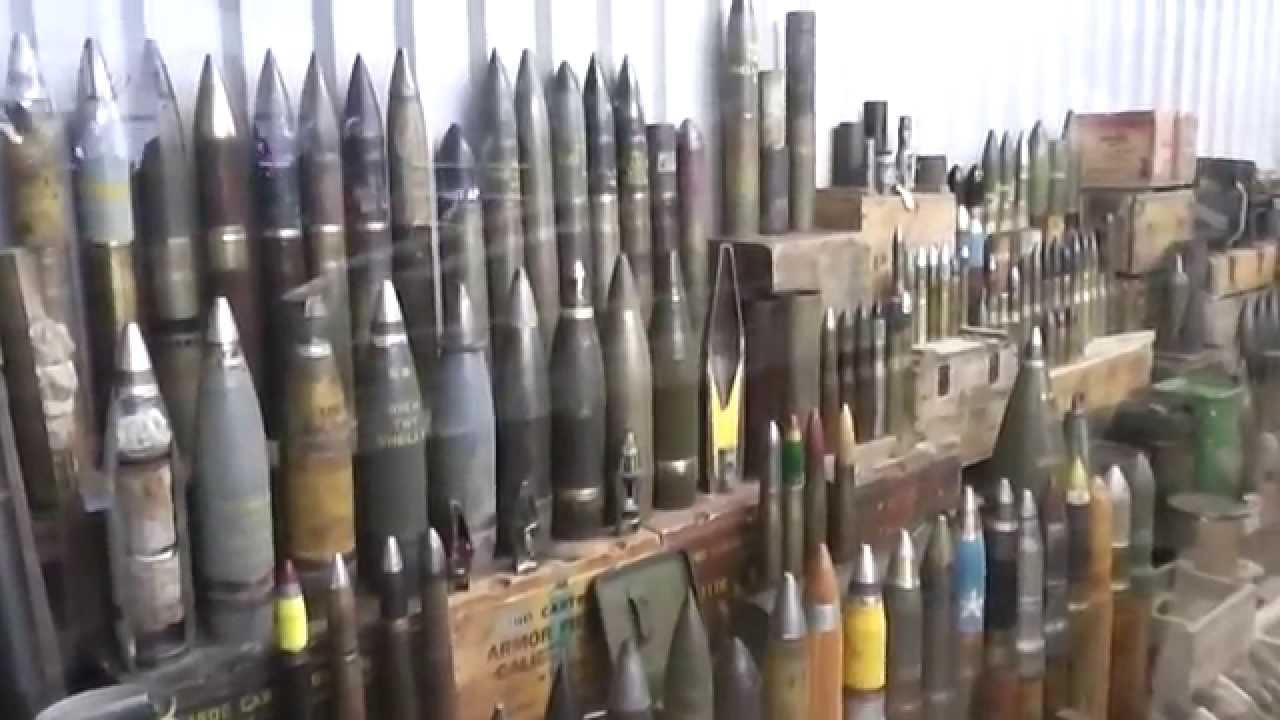 Flak Munition 2 Weltkrieg