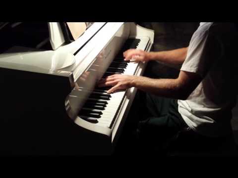 The Killers - Mr. Brightside (PIANO COVER)