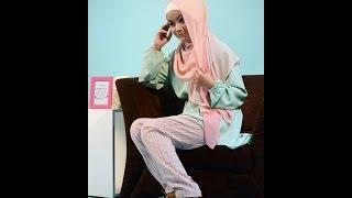 "Hijab Tutorial 72 ""Simple Soft Pastel"" by Nurul Hidayati from Malaysia Thumbnail"