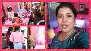 Bengali Vlog # সপ্তমীর রাত কাটলো সবার সাথে আড্ডা মেরে