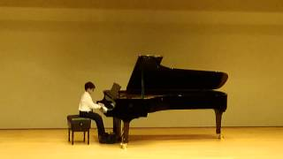 Austin Chen 陳宗安 : Wild ghost chase (piano recital)