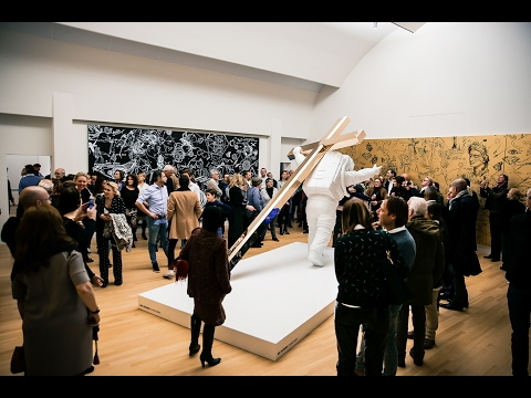 "Joseph Klibansky Contemporary Art Exhibition ""Leap of Faith"""