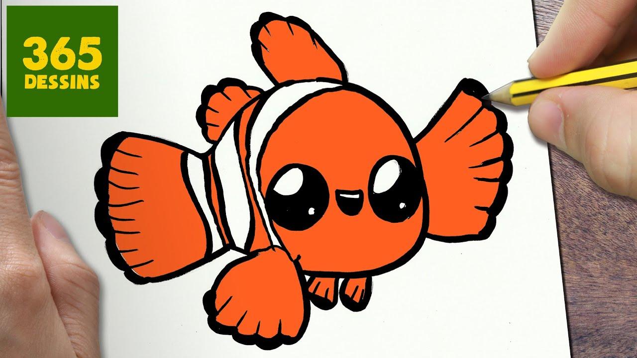 Comment dessiner merlin kawaii tape par tape dessins kawaii facile youtube - Animaux facile a dessiner ...