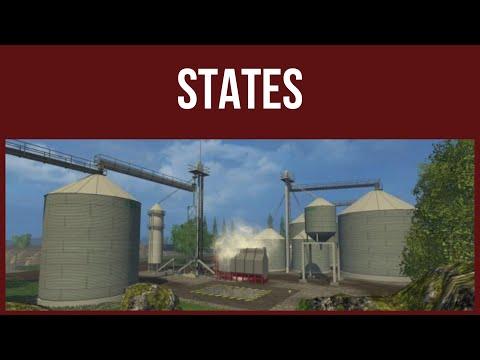 Farming Simulator 15 - STATES V10
