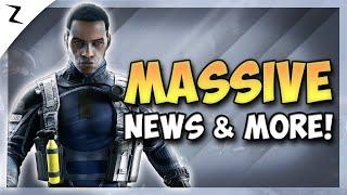 Massive Shifting Tides Video! | Kali & Wamai, Year 4 Changes & More! - Rainbow Six Siege