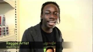 Reggae Freestyle TV  part 11 (shanti force)